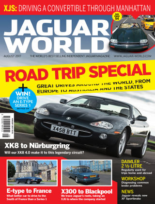 Jaguar World Monthly August 2017