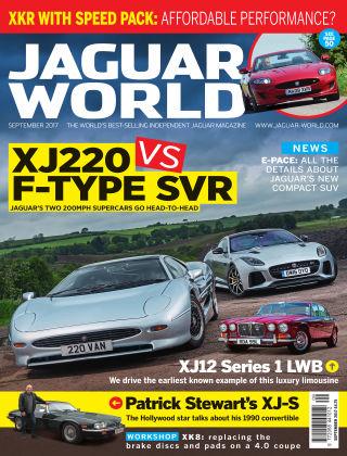 Jaguar World Monthly September