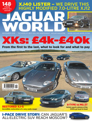 Jaguar World Monthly November 2019