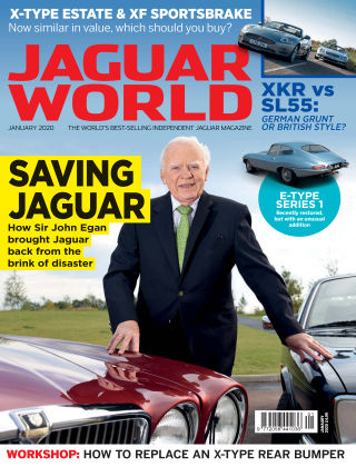 Jaguar World Monthly January 2020