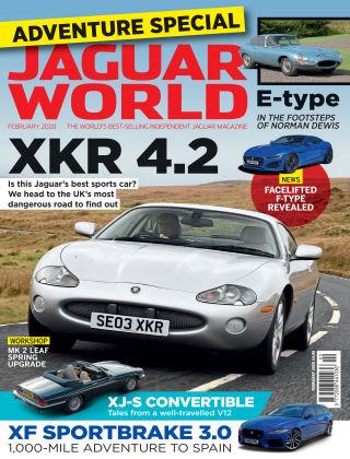 Jaguar World Monthly February 2020