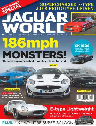 Jaguar World Monthly March 2020