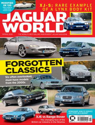Jaguar World Monthly Spring 2020