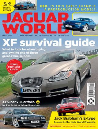 Jaguar World Monthly April 2020