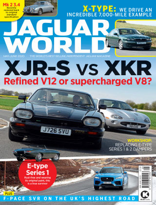 Jaguar World Monthly May/June 2020