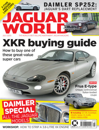 Jaguar World Monthly July 2020