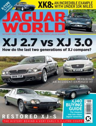 Jaguar World Monthly September 2020