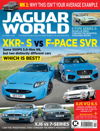 Jaguar World Monthly October 2020