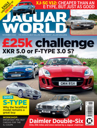 Jaguar World Monthly November 2020