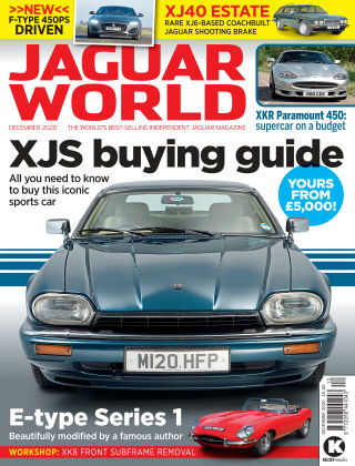 Jaguar World Monthly December 2020