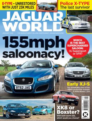 Jaguar World Monthly January 2021