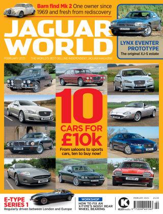 Jaguar World Monthly February 2021