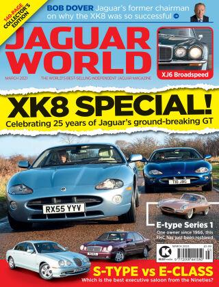 Jaguar World Monthly March 2021