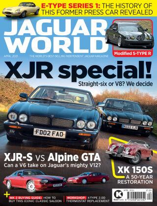 Jaguar World Monthly April 2021
