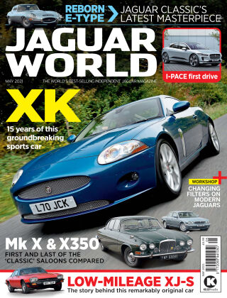 Jaguar World Monthly May 2021