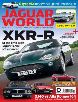 Jaguar World Monthly August 2021