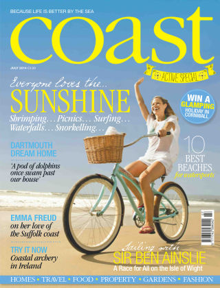 Coast Magazine July 2014