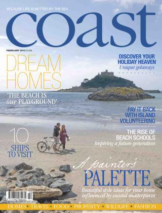 Coast Magazine February 2013