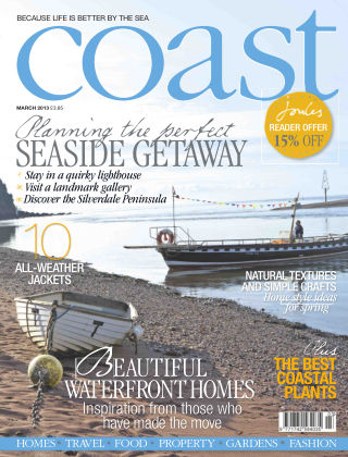 Coast Magazine March 2013