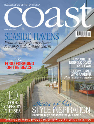 Coast Magazine April 2013