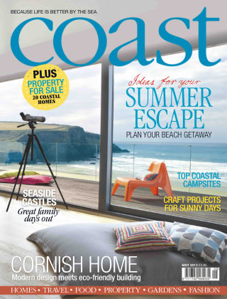 Coast Magazine May 2013