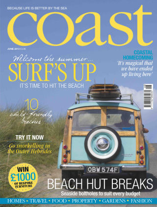 Coast Magazine June 2013