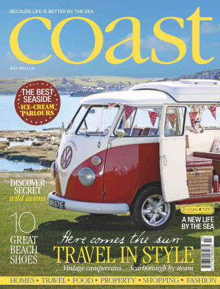 Coast Magazine July 2013
