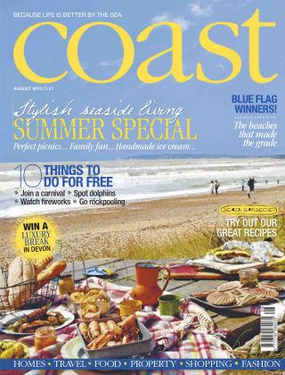 Coast Magazine August 2013