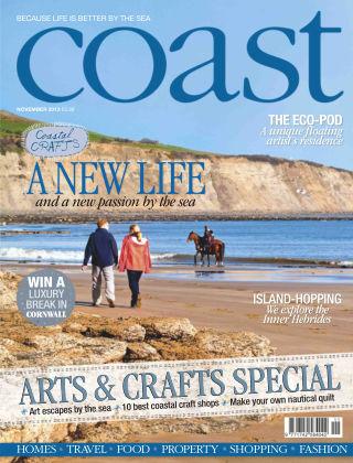 Coast Magazine November 2013