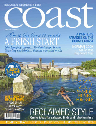 Coast Magazine January 2014
