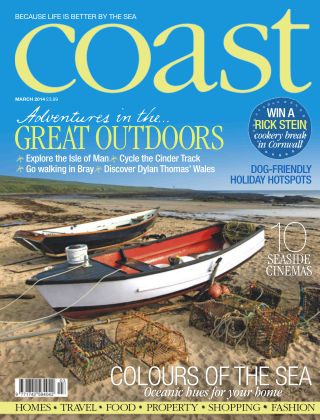 Coast Magazine March 2014