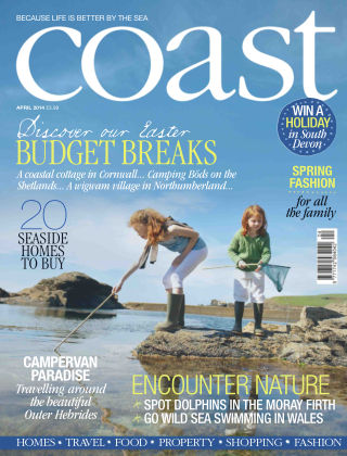 Coast Magazine April 2014