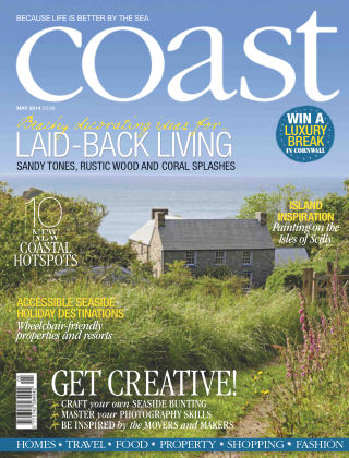 Coast Magazine May 2014