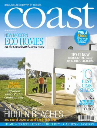 Coast Magazine June 2014