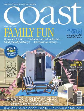 Coast Magazine August 2014