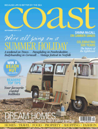 Coast Magazine September 2014