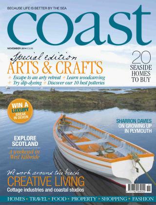 Coast Magazine November 2014