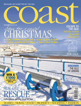 Coast Magazine December 2014