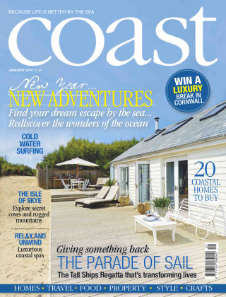 Coast Magazine January 2015