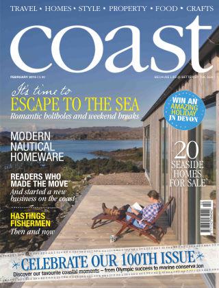 Coast Magazine February 2015