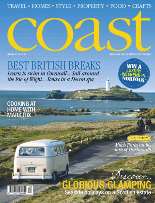 Coast Magazine April 2015