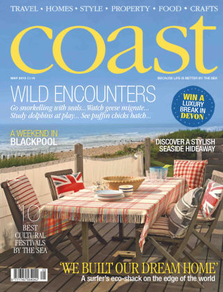 Coast Magazine May 2015