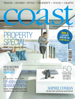 Coast Magazine June 2015