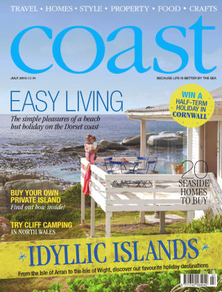 Coast Magazine July 2015