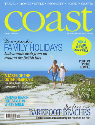 Coast Magazine August2015