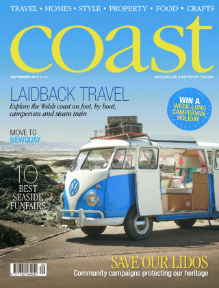 Coast Magazine Laidback travel