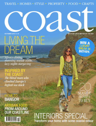 Coast Magazine Living the dream