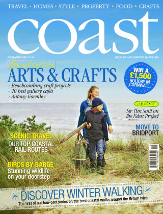 Coast Magazine Arts & Crafts