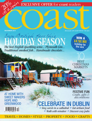 Coast Magazine Holiday Season