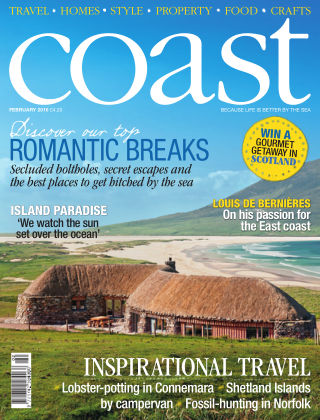 Coast Magazine Romantic Breaks